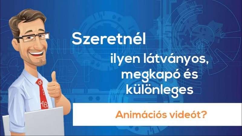 Animációs videó